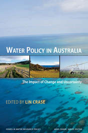 cover of Water Policy in Australia