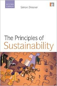 cover of The Principles of Sustainability
