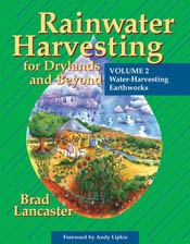 Rainwater Harvesting for Drylands and Beyond Volume 2