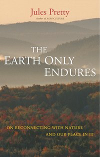 cover of The Earth Only Endures