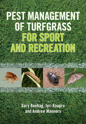 Cover of Pest Management of Turfgrass for Sport and Recreation featuring i