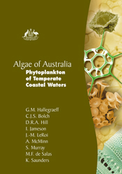 cover of Algae of Australia: Phytoplankton of Temperate Coastal Waters