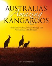 Australia's Amazing Kangaroos cover image