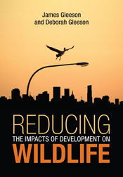 The cover image of Reducing the Impacts of Development on Wildlife, featur