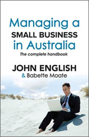 cover of Managing a Small Business in Australia
