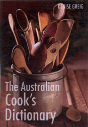 Australian Cook's Dictionary