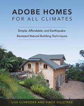 cover of Adobe Homes for All Climates