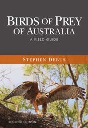 Birds of Prey of Australia  cover image