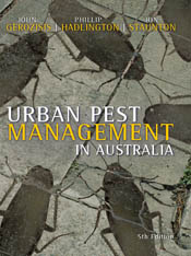 cover of Urban Pest Management in Australia