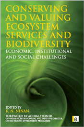 cover of Conserving and Valuing Ecosystem Services and Biodiversity