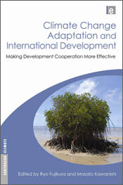 cover of Climate Change Adaptation and International Development