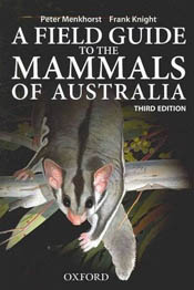 cover of A Field Guide to the Mammals of Australia