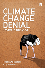 cover of Climate Change Denial