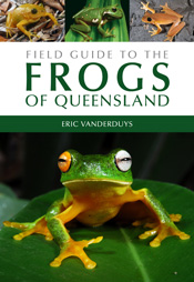 Field Guide to the Frogs of Queensland cover image
