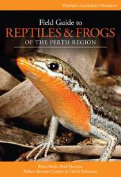 cover of Field Guide to Reptiles and Frogs of the Perth Region