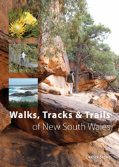 Walks, Tracks and Trails of New South Wales cover image