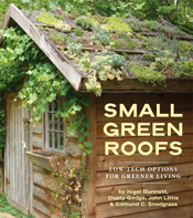 cover of Small Green Roofs