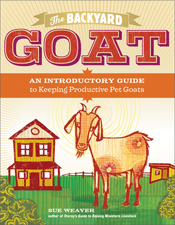 cover of The Backyard Goat