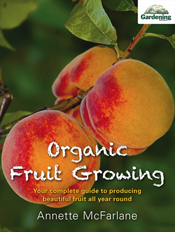 cover of Organic Fruit Growing