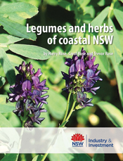 cover of Legumes and Herbs of Coastal NSW