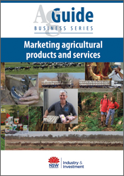 Marketing Agricultural Products and Services