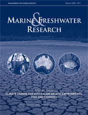 Climate Change and Australian Aquatic Environments, Fish and Fisheries