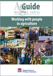 Working with People in Agriculture