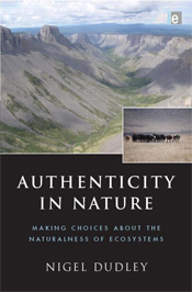 cover of Authenticity in Nature