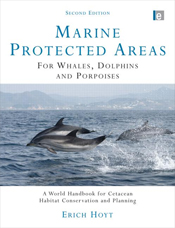 cover of Marine Protected Areas for Whales, Dolphins and Porpoises