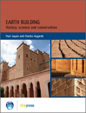 cover of Earth Building