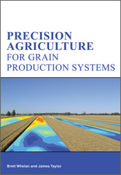 The cover image of Precision Agriculture for Grain Production Systems, fea