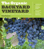 Organic Backyard Vineyard