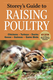 cover of Storey's Guide to Raising Poultry