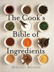 cover of The Cook's Bible of Ingredients