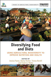 cover of Diversifying Food and Diets