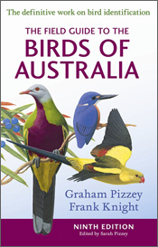 cover of The Field Guide to the Birds of Australia