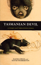 cover of Tasmanian Devil