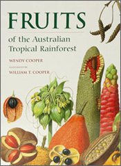 cover of Fruits of the Australian Tropical Rainforest