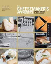 cover of The Cheesemaker's Apprentice