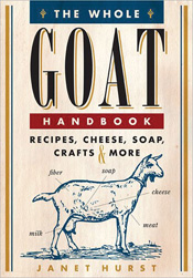 cover of The Whole Goat Handbook