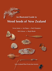cover of Illustrated Guide to Weed Seeds of New Zealand