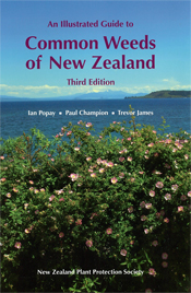 cover of Illustrated Guide to Common Weeds of New Zealand