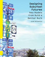 cover of Designing Suburban Futures
