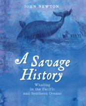 cover of A Savage History