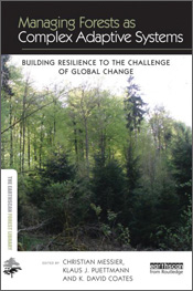 cover of Managing Forests as Complex Adaptive Systems