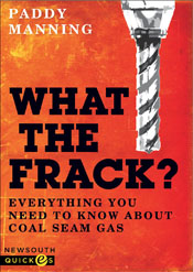 cover of What the Frack?