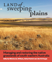Land of Sweeping Plains cover image