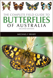 The Complete Field Guide to Butterflies of Australia  cover image