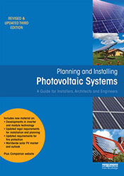 cover of Planning and Installing Photovoltaic Systems