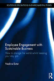 cover of Employee Engagement with Sustainable Business